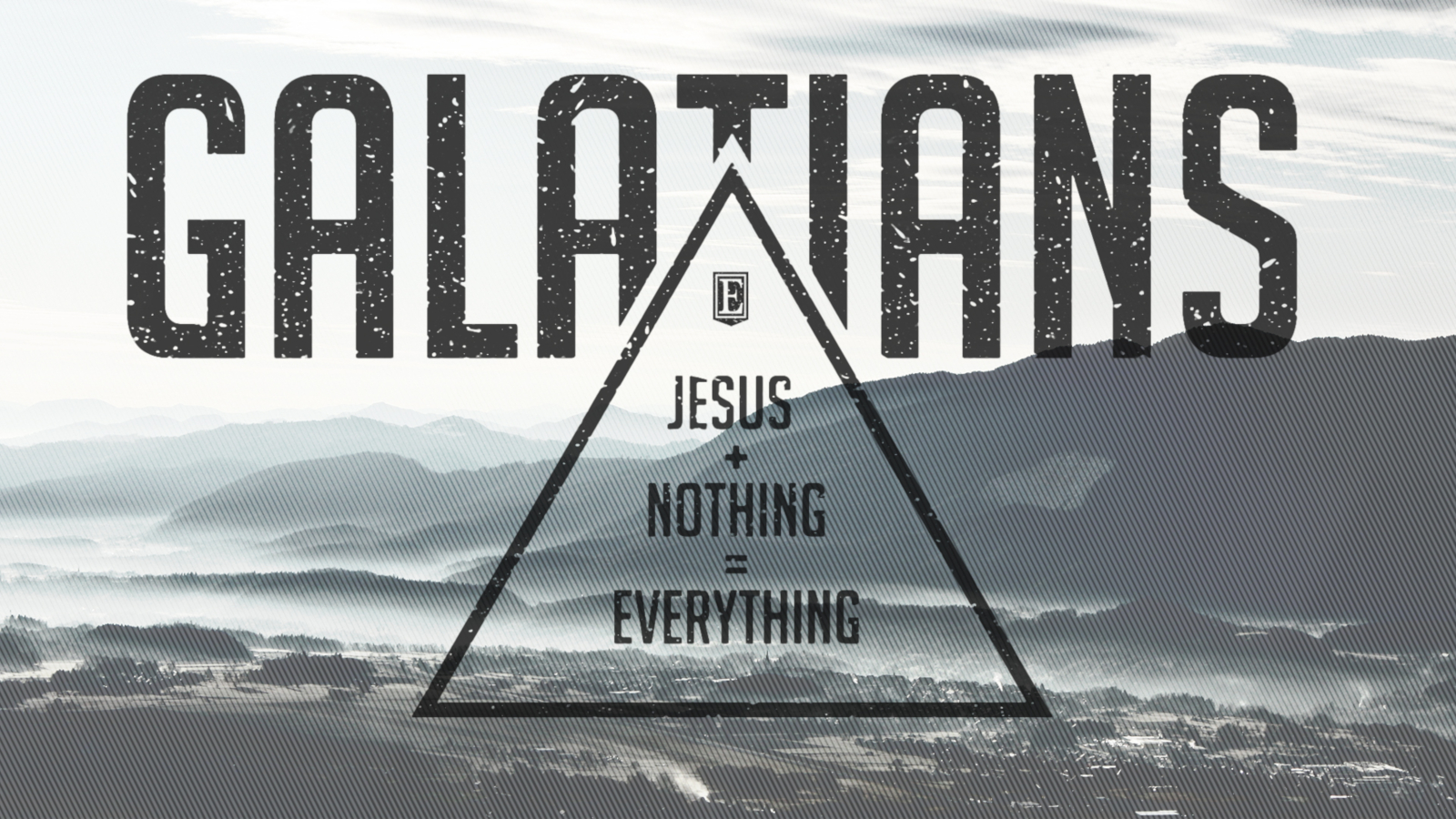 Series through Galatians
