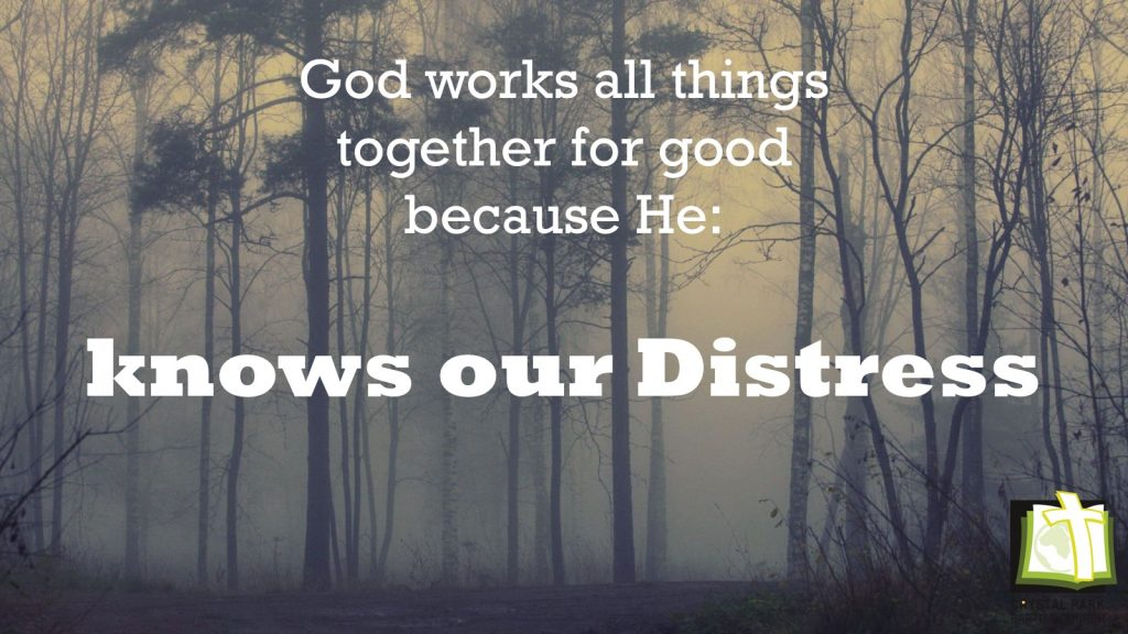 How God works all things work together for the good