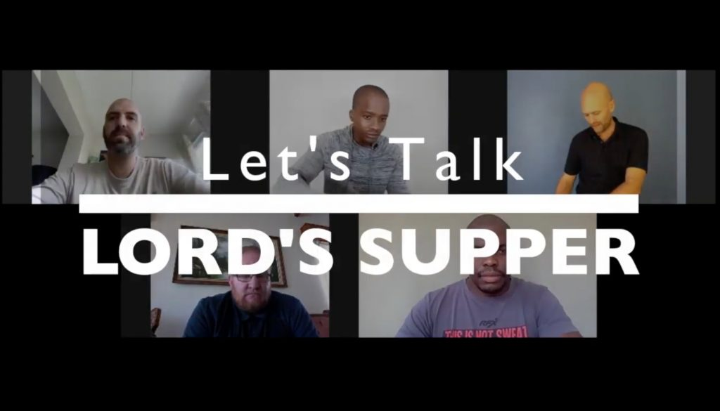 Let's Talk Lord's Supper