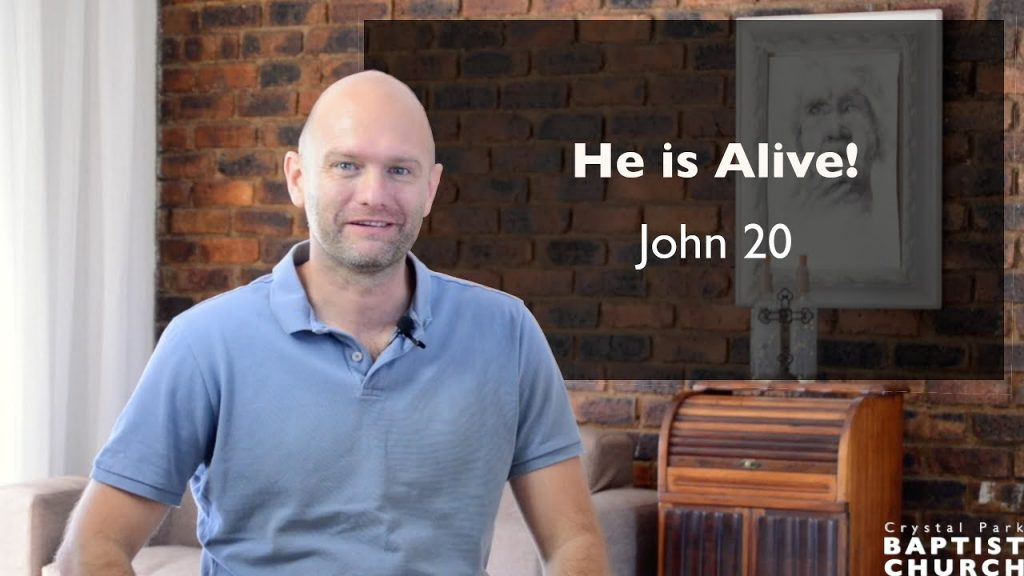 Watch this before you read the Gospel of John! – John 20