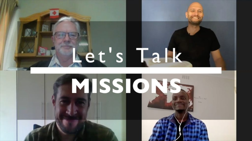 Let's Talk Missions