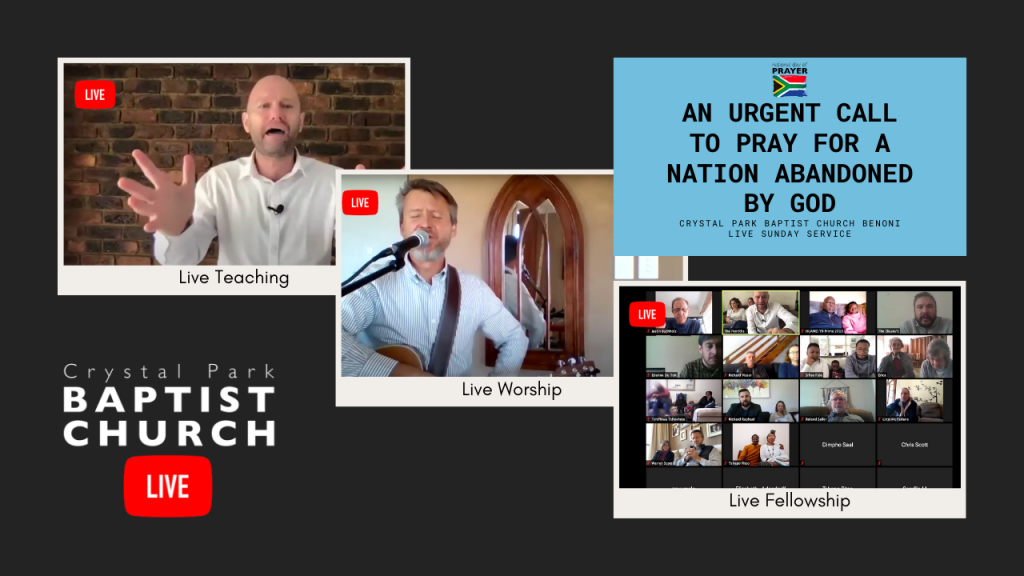 An Urgent Call to Pray for a Nation Abandoned by God