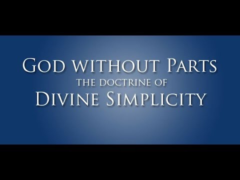 Jesus, as God, is Simple. And That's More Than Enough!