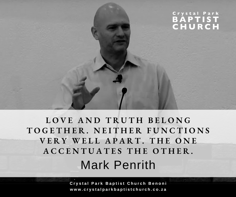 How Christians Love One Another